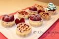Frambuazlı Cupcake Cheesecake Tarifi
