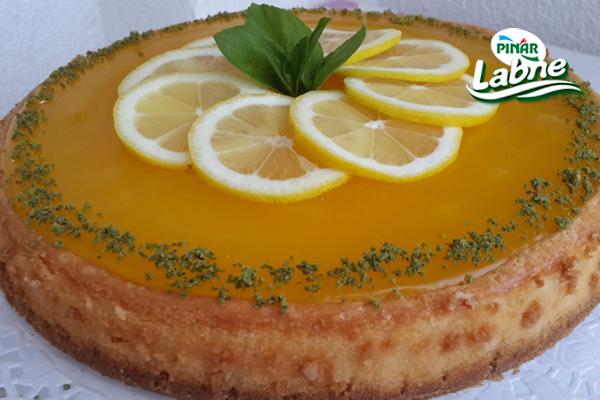Limonlu Cheesecake Yapımı Tarifi
