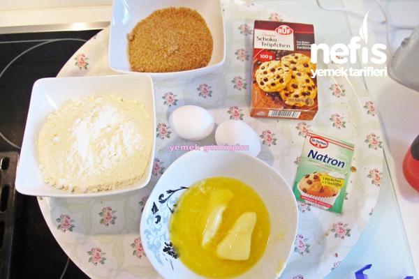 Amerikan Kurabiyesi (American Cookies) 2