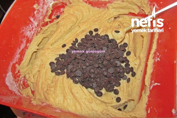 Amerikan Kurabiyesi (American Cookies) 4