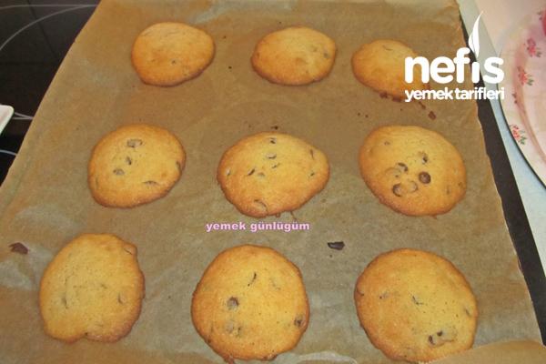 Amerikan Kurabiyesi (American Cookies) 8