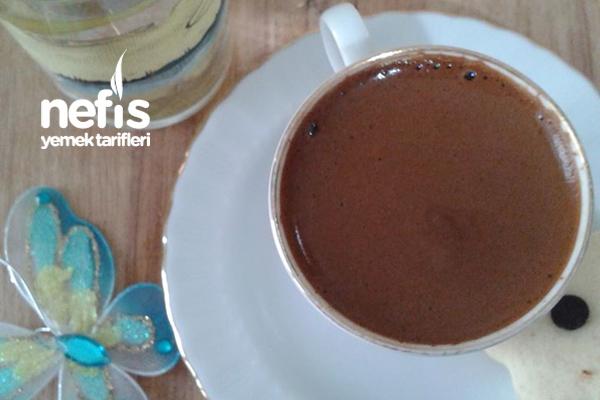Bol Köpüklü Türk Kahvesi Yapımı 1