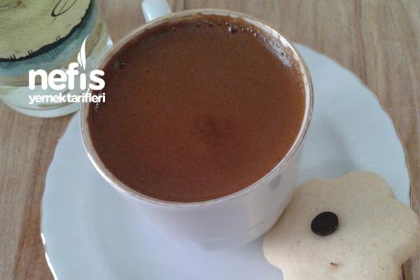Bol Köpüklü Türk Kahvesi Yapımı