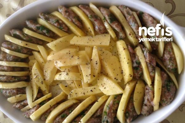 Fırın Köfte Patates 2