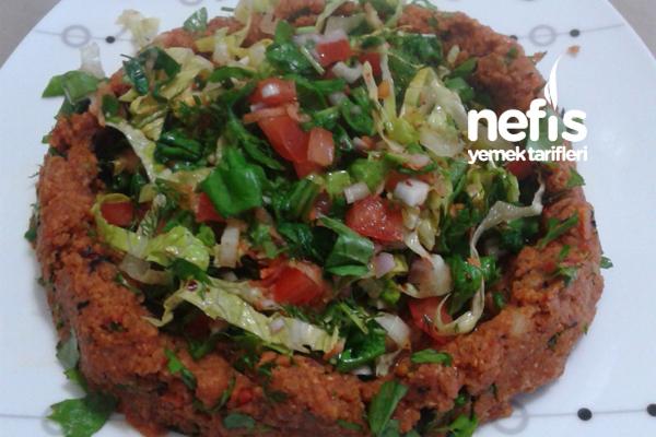 Nefis Patatesli Köftem (Kısır) 2