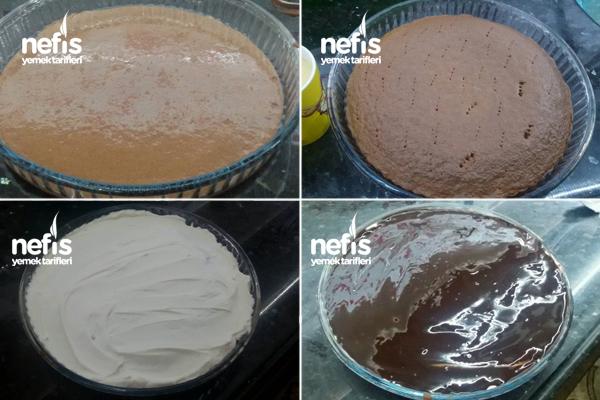 Nescafeli Ağlayan Kek 1