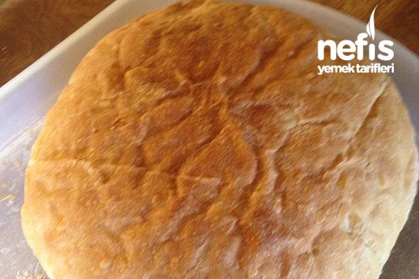 Zeytinyağlı Ekmek 2