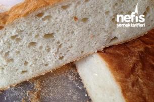 Zeytinyağlı Ekmek Tarifi