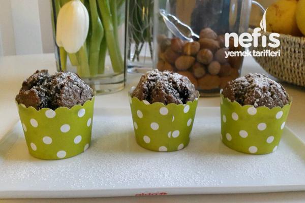 Blåbær Muffins ( Yaban Mersini ) 2