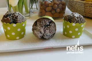 Blåbær Muffins ( Yaban Mersini ) Tarifi