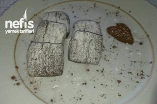 Kakaolu Un Kurabiyesi (Tam Ölçü) Tarifi