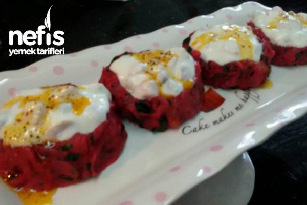 Kırmızı Tekneli Patates Çanağı Tarifi