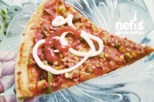 Sayfa gt tarifler gt hamurişi tarifleri gt pizza tarifleri gt nefis pizza