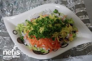 Sağlık Salatası Tarifi