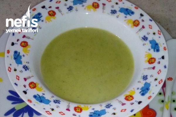 +6 Aylık Sebze Çorbası