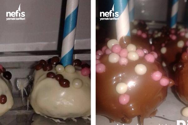 Cakepop Tarifi