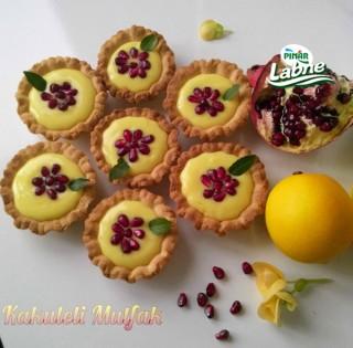 Limonlu Mini Tart Tarifi