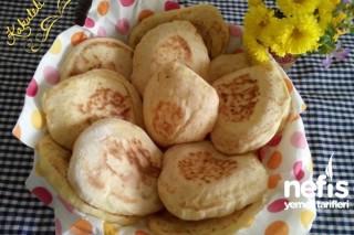 Tavada Mini Ekmek (Pita Ekmeği) Tarifi
