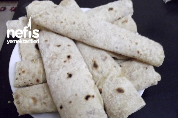 Bayat Ekmek Lavaşı Tarifi