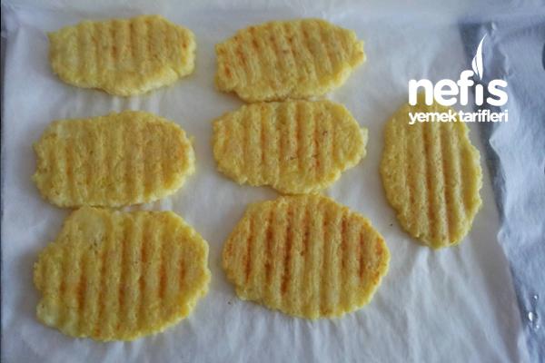 İkizlerimin Patates Tostlu Kahvaltısı 2