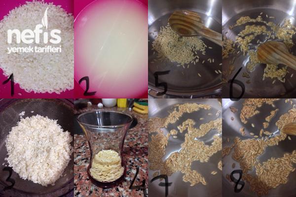 Püf Noktalarıyla Pirinç Pilavı 2