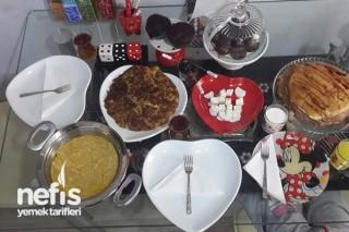 Aşkla Kahvaltı Keyfi :) Tarifi