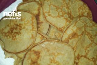 Kahvaltıda Pancake Tarifi