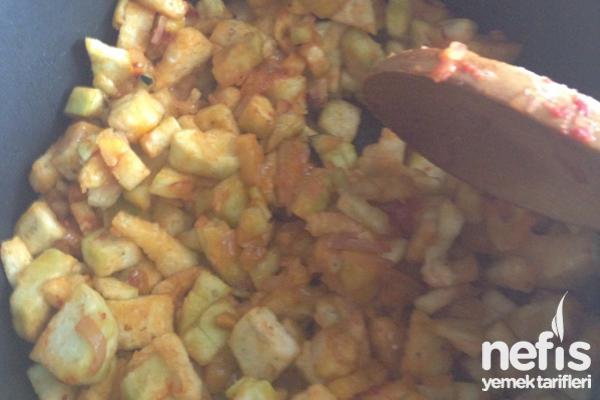 Patlıcan Kavurması