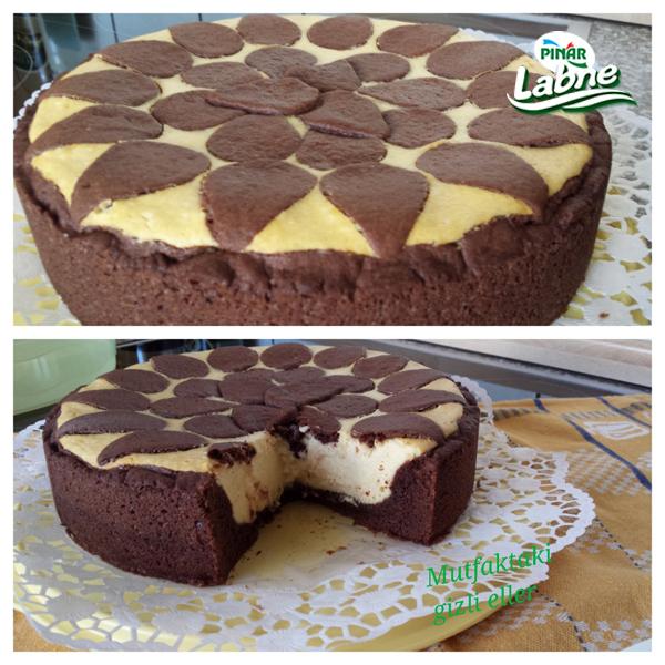 Rus Usulü Cheesecake (russicher Zupfkuchen ) 2