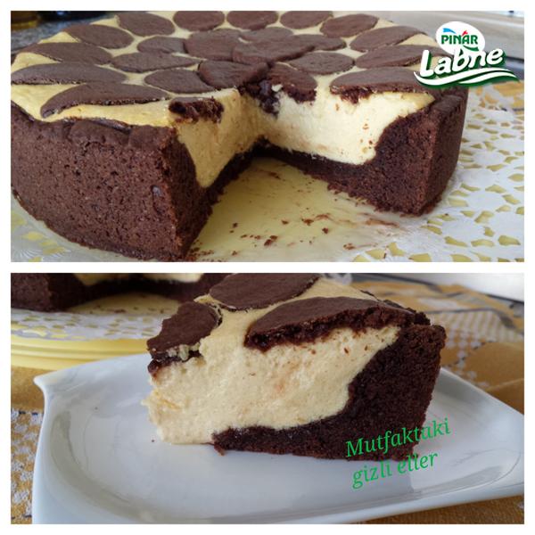 Rus Usulü Cheesecake (russicher Zupfkuchen ) 3