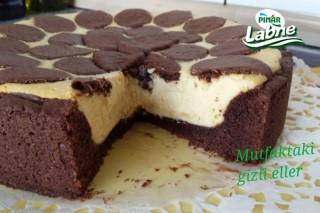 Rus Usulü Cheesecake (russicher Zupfkuchen ) 4