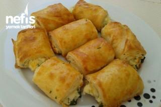 Unlu Çıtır Peynirli Börek Tarifi