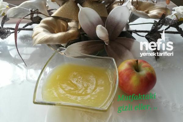 Apfelmus (elma Püresi) Tarifi