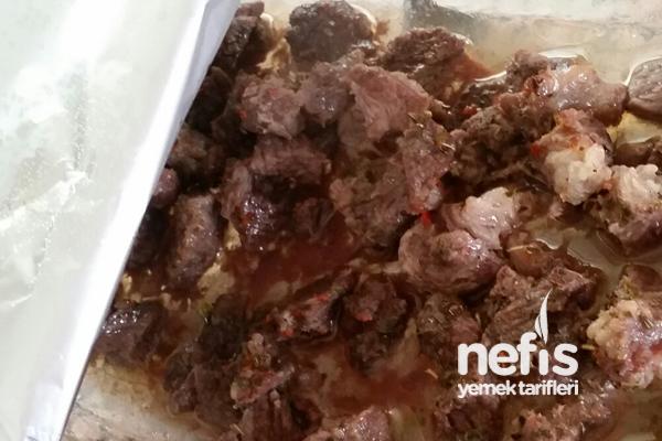 Fırında Et Yemeği 2