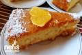 Şerbetli Portakallı Yoğurt Kek
