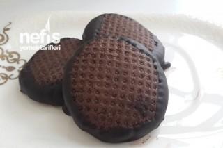 Çikolatalı Bisküvi Yapımı Tarifi