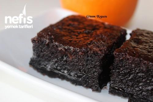 Portakal Aromalı Fındıklı Islak Kek - Nefis Yemek Tarifleri