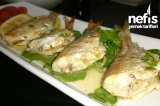 Portakal Soslu Mercan Balığı Tarifi