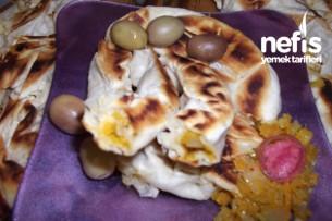 Tavada Bal Kabaklı Börek Tarifi