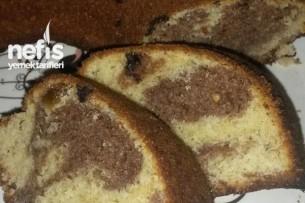 Üzüm Ve Çikolatalı Pratik Kek Tarifi