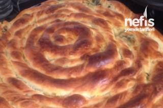 El Acması Ispanaklı Börek