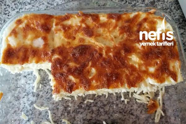 Ispanaklı Börek-Sodalı BörekTarifi