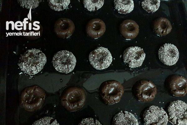 Çikolatalı Kurabiyem 1
