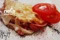 Kahvaltılık Salamlı Kaşarlı Omlet