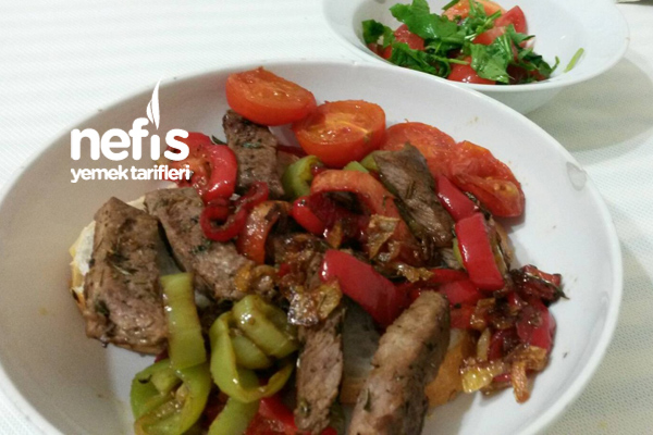Nefis Fajita (Meksika Yemeği)