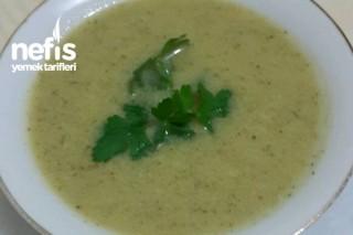 Sebze Çorbası (Terbiyeli) Tarifi