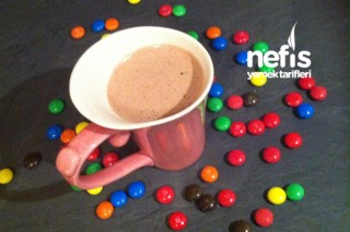 Sıcak Çikolata Keyfi Tarifi