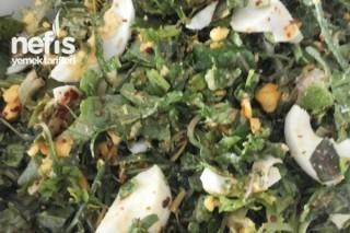 Çıtlıklı Yumurta Salatası Tarifi