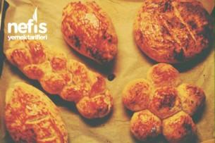 Ev Yapmı Ekmekçikler Tarifi