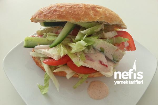 Jumbo Sandviç Tarifi